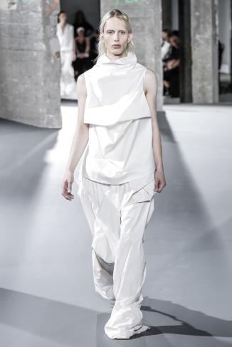 Rick Owens Fashion show, Menswear collection Spring Summer 2017 in Paris