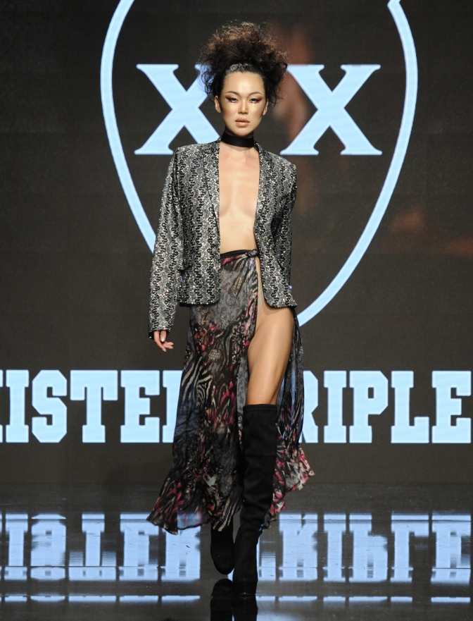 Mister Triple X at Art Hearts Fashion Los Angeles Fashion Week Presented by AIDS Healthcare Foundation