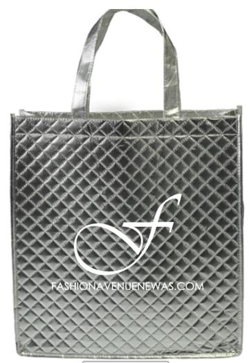 FASHION AVENUE NEWS PLATINUM BAGS