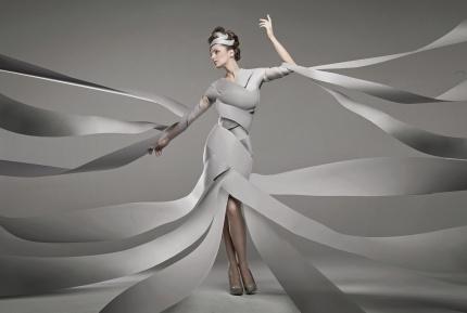 Fashion photo of a sexy woman