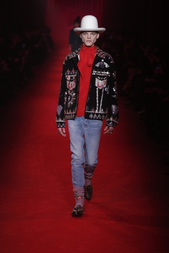 FW16 GUCCI MILAN MEN FASHION WEEK