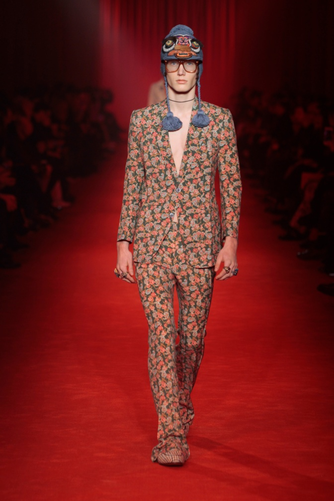 FW16 GUCCI MEN MILAN MEN FASHION WEEK