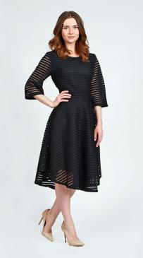 sheer-strip-dress