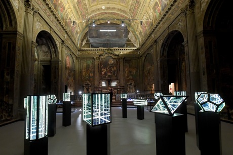 MILAN, ITALY - A general view of 'David Yurman - Where Design Meets Art' during Milan Men's Fashion Week Fall/Winter 2017/18 on January 14, 2017 in Milan, Italy. (Photo by Venturelli/Getty Images for David Yurman)