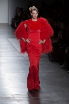 COUTURIER ZANG TOI OPENS FASHION ON THE HUDSON