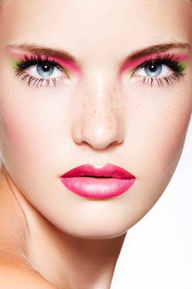 Fresh face model