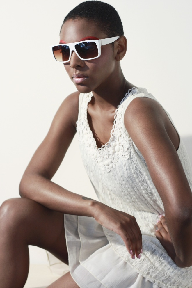 sunglasses-white-dress-fashion-model-157887
