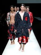 A Look At Designer Giorgio Armani Editorial in Fashion Avenue News