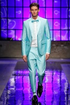 Fashion Week Milan: S-S 2018 Dsquared2 Men's and Women's Collection