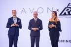 Tim Gunn Surprises Over 6,000 Avon Beauty Bosses at the company's annual RepFest in Nashville.