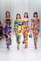 Milan Fashion Week SS 18 Versace