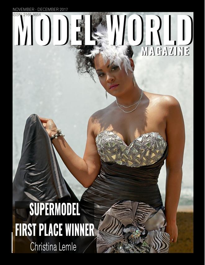 MWM SUPERMODEL COVER