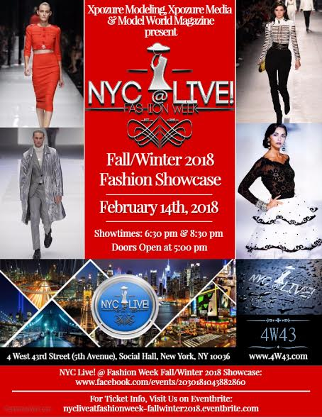 NYC LIVE 2018