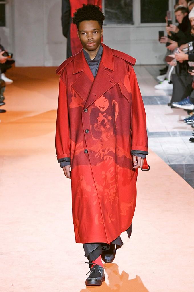 The Fabulous Designer Yohji Yamamoto