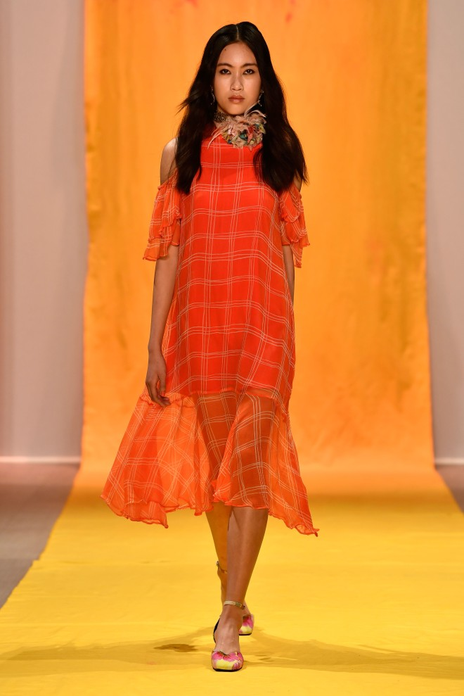 Roopa Pemmaraju - Runway - Mercedes-Benz Fashion Week Australia 2017