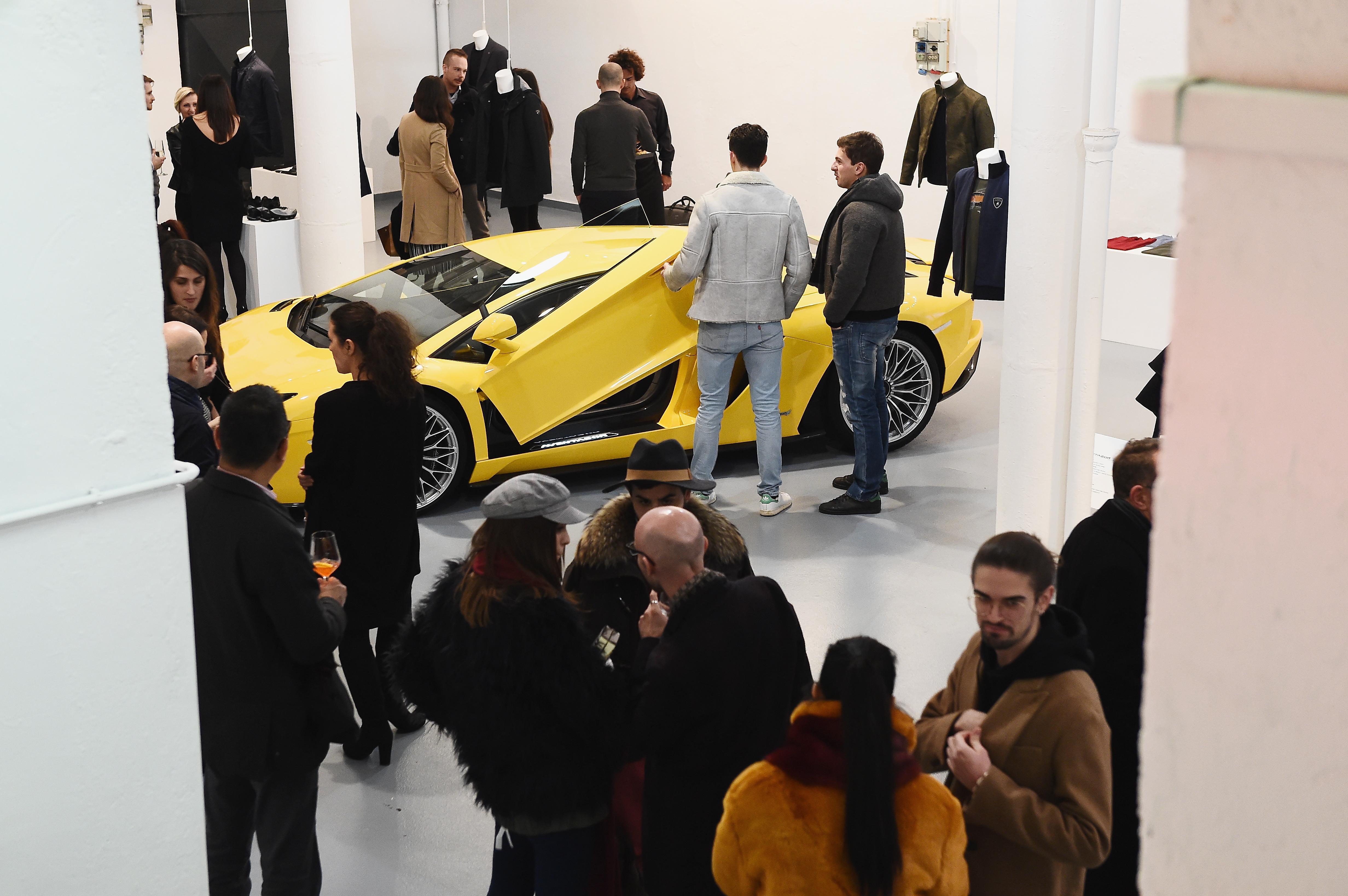 Collezione Automobili Lamborghini – MILAN FASHION WEEK