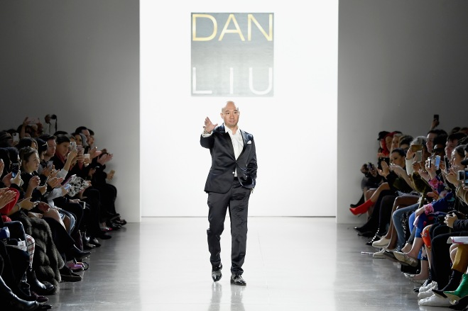 Dan Liu - Runway - February 2018 - New York Fashion Week: The Shows