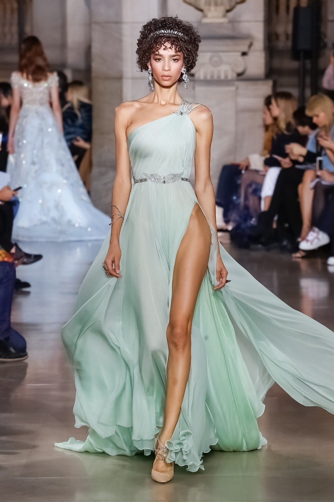 George HobeikaCouture Spring Summer 2018 Collection Paris Fashion Week