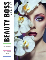 BEAUTY BOSS COVER JULY AUG 2018