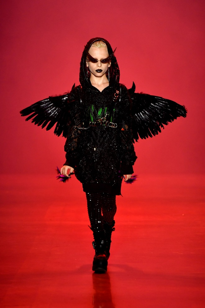 Disney Villains x The Blonds NYFW Show -Runway