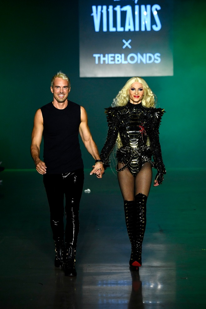 Disney Villains x The Blonds - Runway - September 2018 - New York Fashion Week: The Shows
