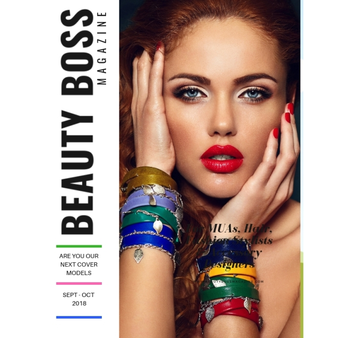 BEAUTY BOSS COVER SEPT OCT 2018