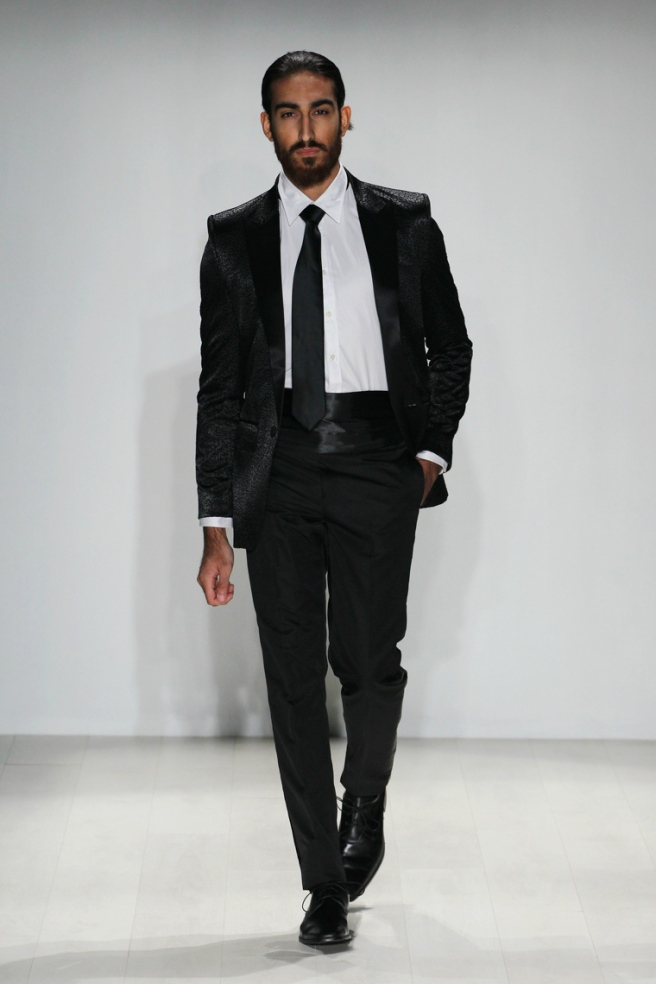 HD Homme Ready To Wear Fall Winter 2014 Toronto