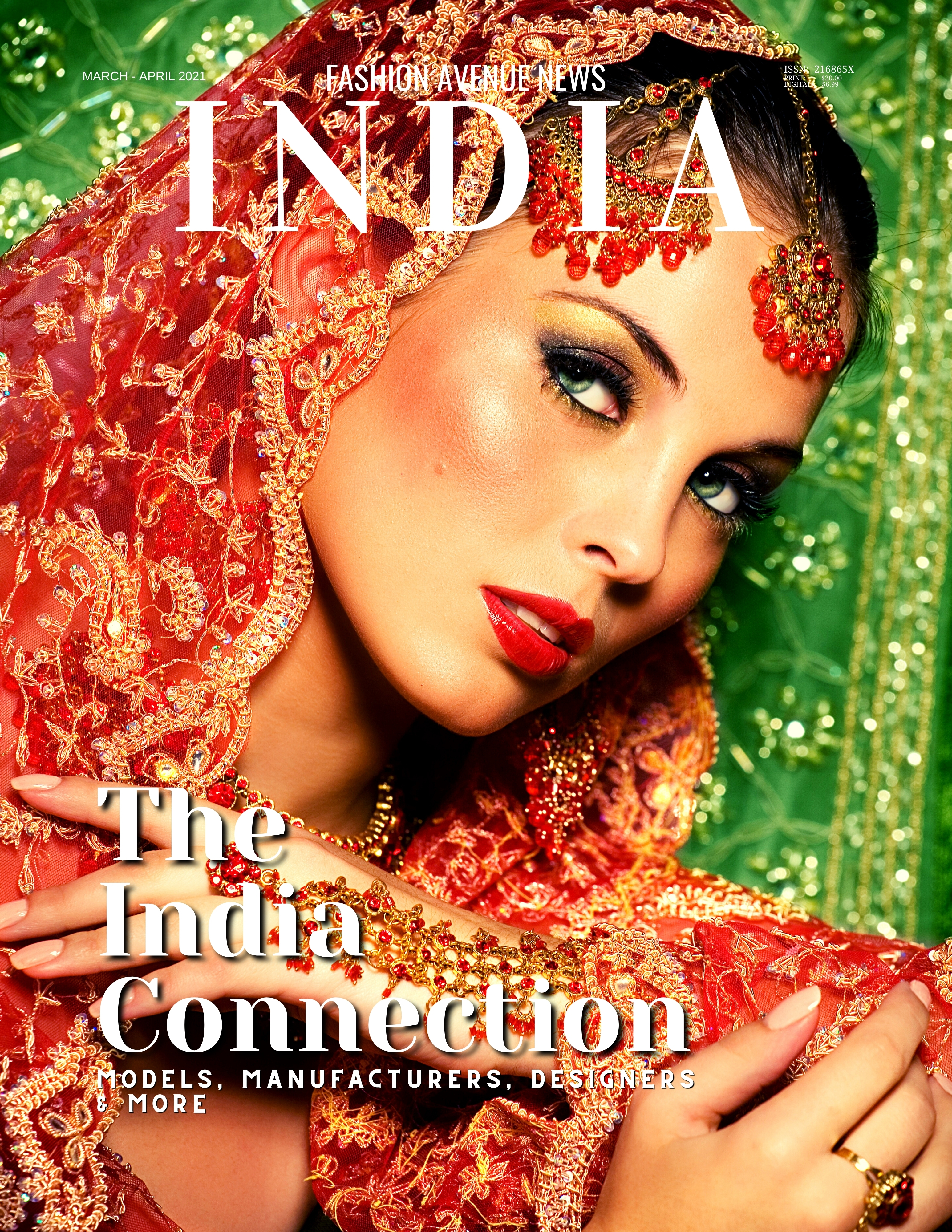 FAN INDIA COVER MARCH - APRIL 2021 FT